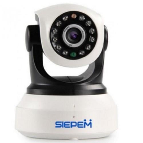 Camera IP WIFI Siepem S6203Y (Trắng) - 3015139 , 771602281 , 322_771602281 , 600000 , Camera-IP-WIFI-Siepem-S6203Y-Trang-322_771602281 , shopee.vn , Camera IP WIFI Siepem S6203Y (Trắng)