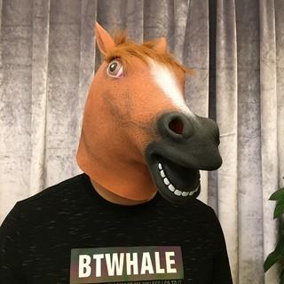 Mũ đầu ngựa siêu ngầu, siêu lầy