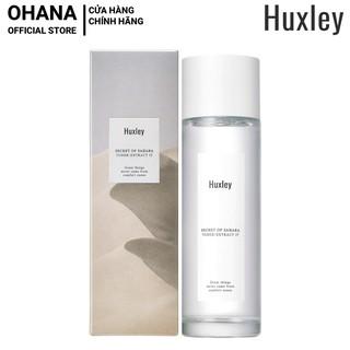 Nươ c Hoa Hô ng Huxley Toner Extract It 120ml