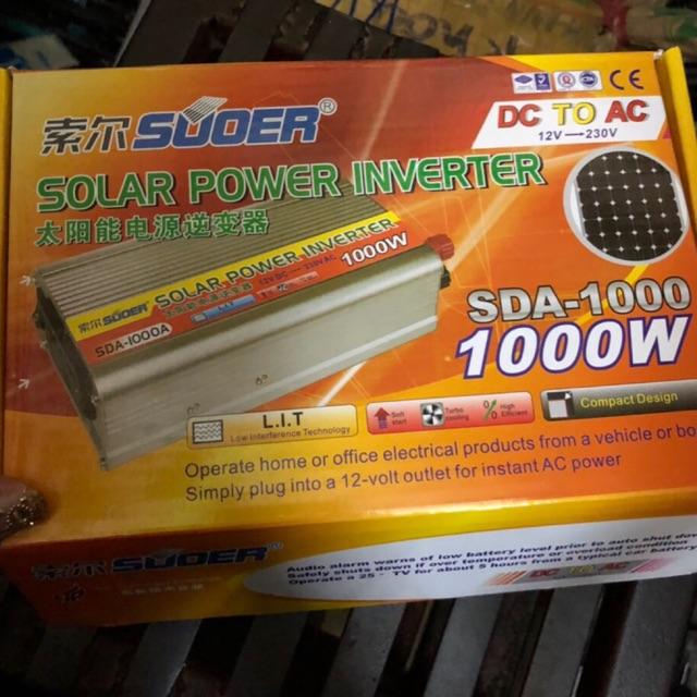 Bộ kích điện không sạc SUOER SDA-1000