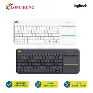 Bàn phím không dây Logitech K400 Plus - Hàng chính hãng thumbnail