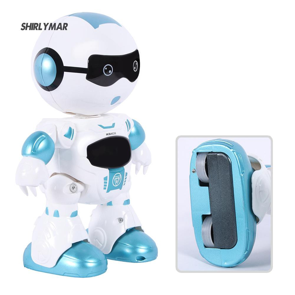 ஐSr Electric Programmable Dancing RC Smart Robot Touch Sense Educational Kid Toy