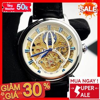 [QUÀ TẶNG] Đồng hồ cơ - Đồng Hồ Nam Bản Cao Cấp Chống Nước Chống Xước Chuẩn 2021 Độ Bền Từ 4-5 Năm D4721- 1199 Watches