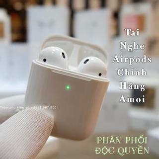 Tai Nghe Bluetooth Airpods Chính Hãng Amoi