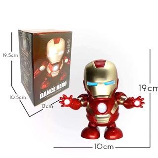 Iron man nhảy nhót
