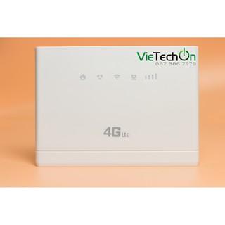 Bộ phát Wifi 3G/4G LTE 4G CPE – CP108 tốc độ 300Mbps - Hỗ Trợ 32 User