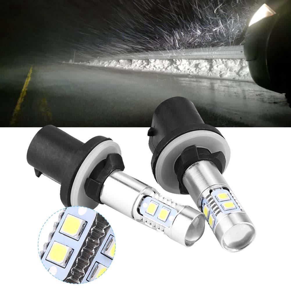 Đèn pha sương mù , bóng LED siêu sáng 50W 6000K cho xe hơi