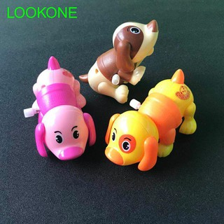Color Random Gift Walking Toy Wind Up Kids Clockwork Toy