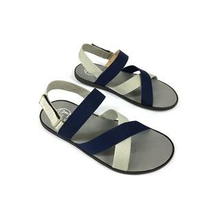 Giày sandal quai chéo phối màu trẻ trung Evest A244 thumbnail