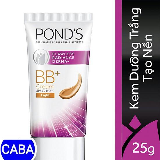 Kem dưỡng trắng tạo nền BB+ Pond