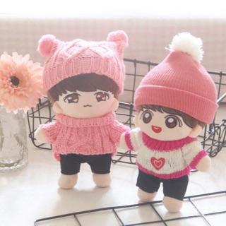 [Nhập TOYHAPPY giảm 10%]Doll – Búp bê BTS ( JungKook + V) Kèm quần áo