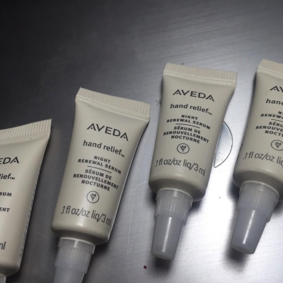 Serum dưỡng tay ban đêm Aveda size mini 3ml