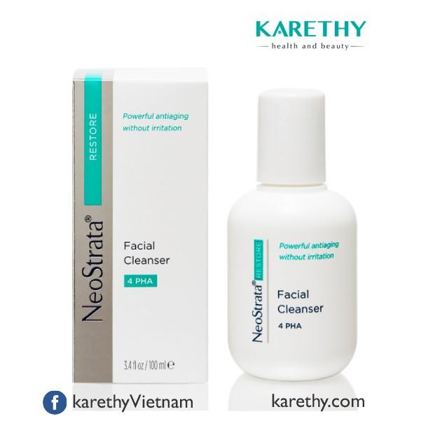 NeoStrata Facial Cleanser: Gel Rửa Mặt cho Mọi Loại Da (100 ml)