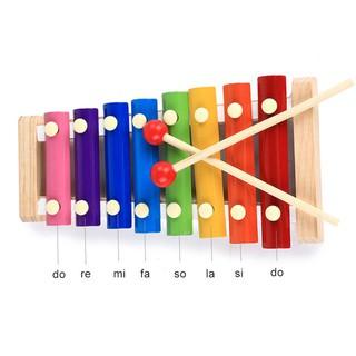 Đồ chơi đàn piano bằng gỗ cho bé