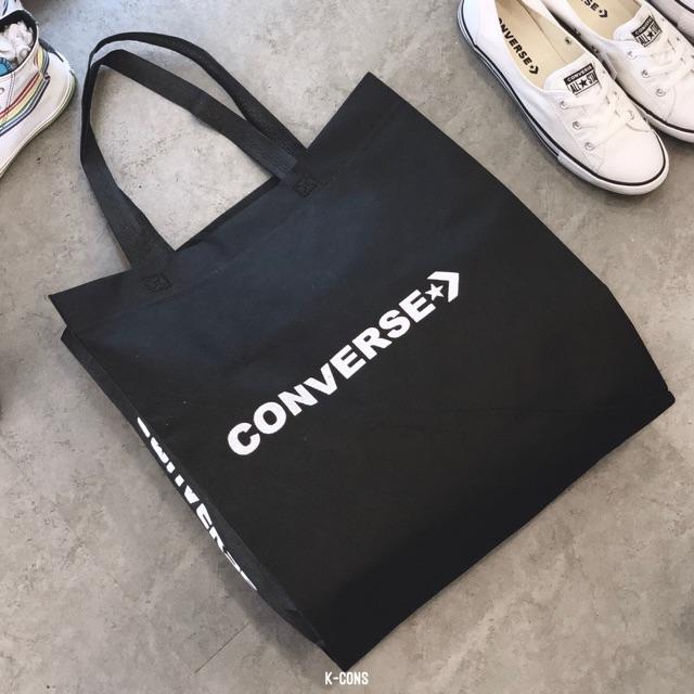 Túi Xách Giày Converse | Túi vải không dệt