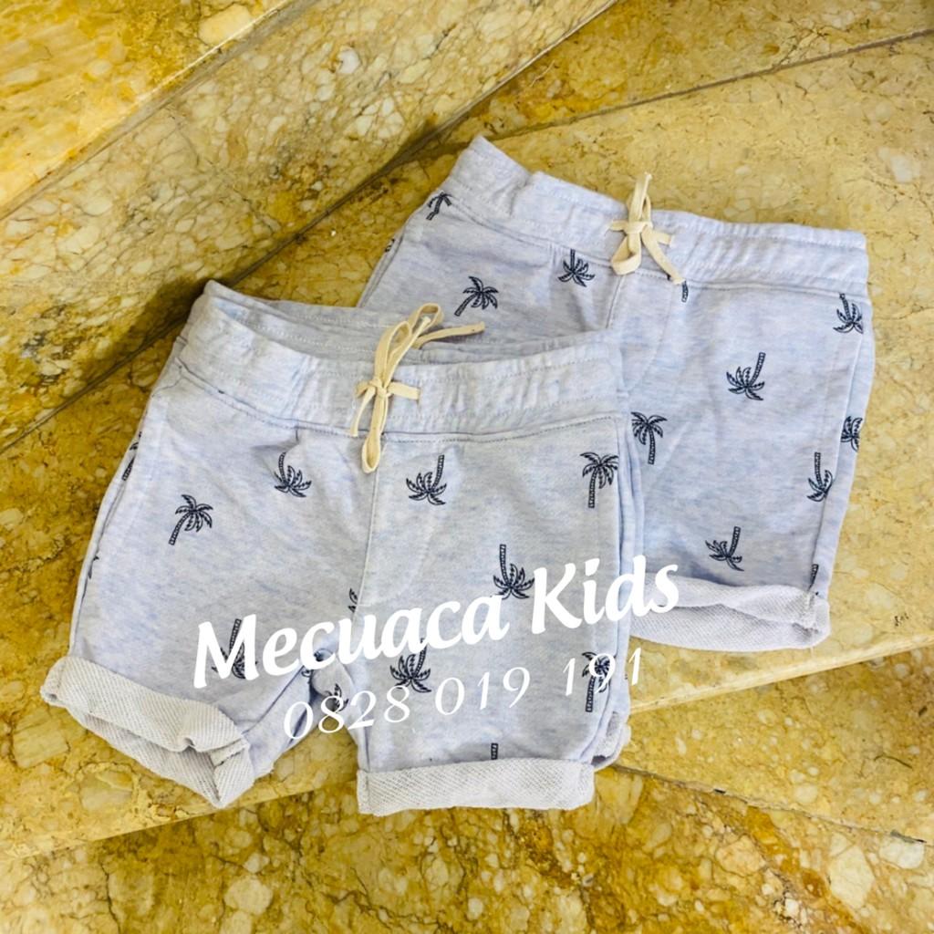 [2-7y] Quần short/quần sooc cotton da cá mềm cho bé/bé trai tqxk