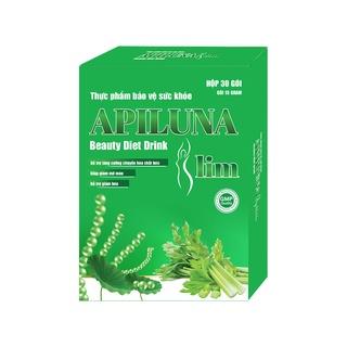 Sản phẩm hỗ trợ giảm cân Apiluna Slim thumbnail