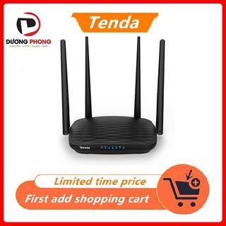 Yêu ThíchBộ phát Wifi TENDA AC5 chuẩn AC 1200Mbps Chính Hãng - Bảo Hành 36T