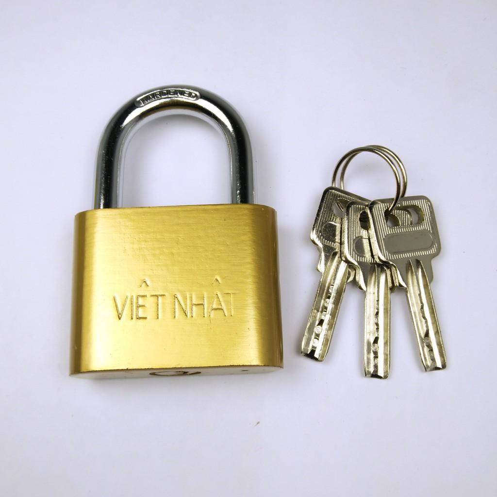 Khóa cửa Việt Nhật các cỡ 30 - 40 - 50 - 60 (công nghệ Nhật Bản)