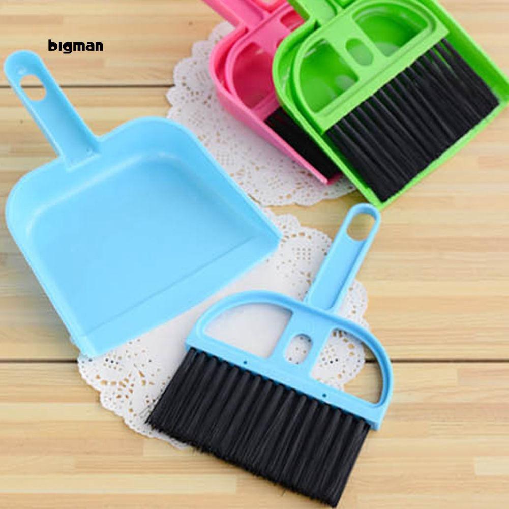 Bộ dụng cụ lau dọn mini tiện lợi cho nhà bếp