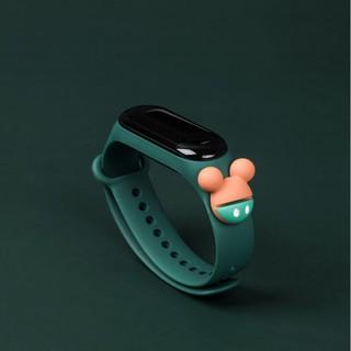 [Mã ELORDER5 giảm 10k đơn 20k] Đồng hồ trẻ em ZGO Disney cảm ứng CÓ LED chống nước SO CUTE