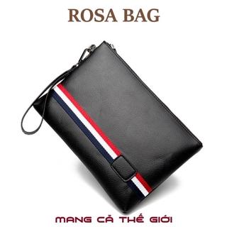 Túi đeo chéo ngực Ví Cầm Tay Clutch Nam Đẳng Cấp Doanh Nhân Thành Đạt Mys Rosa Bag thumbnail