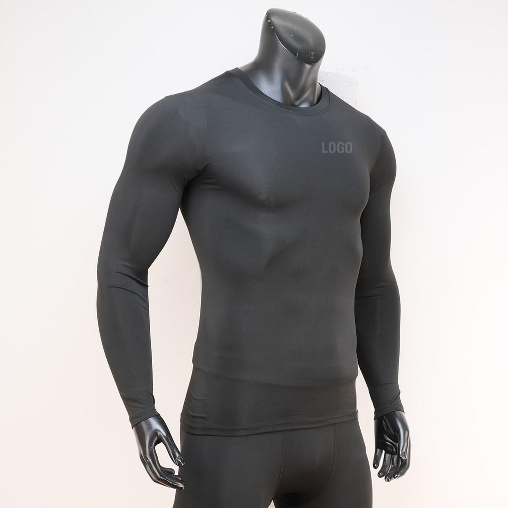 Áo thun nam body giữ nhiệt dài tay cực đẹp...
