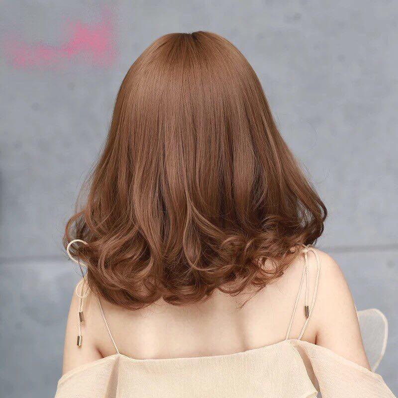 tóc nguyên đầu lửng