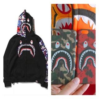 Mua áo Bape Hoodie Jacket Tặng ngay ốp Bape trị giá 90k