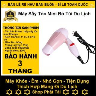 Máy Sấy Tóc Mini cao cấp - nhỏ gọn - tiện lợi - Máy sấy tóc cầm tay - Máy sấy tóc du lịch thumbnail