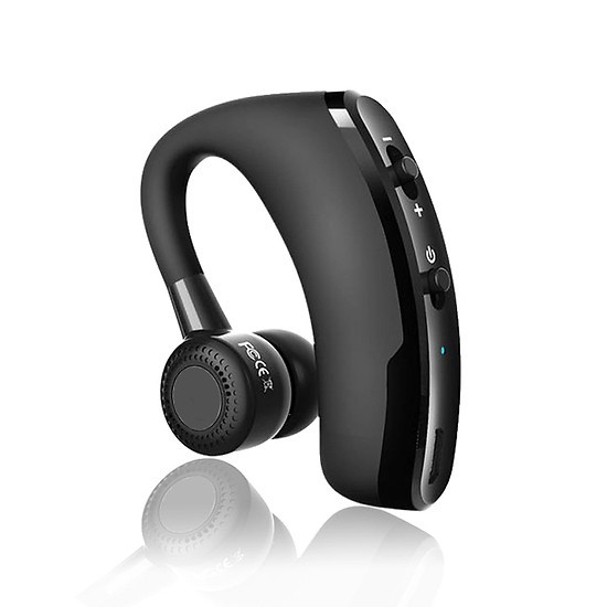 Tai Nghe Bluetooth V9 (Đen) - Hàng Nhập Khẩu