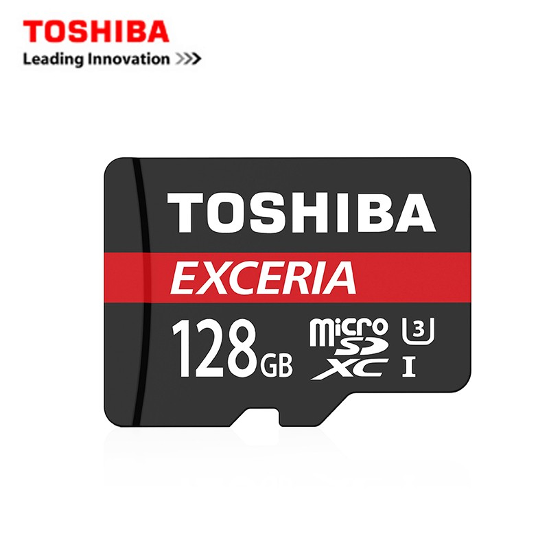 Thẻ nhớ 128G Micro SD Toshiba U3 Exceria 90MB/s