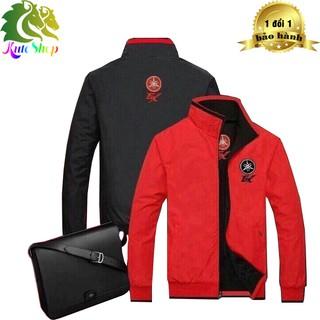 áo khoác dù hai mặt cao cấp 5*