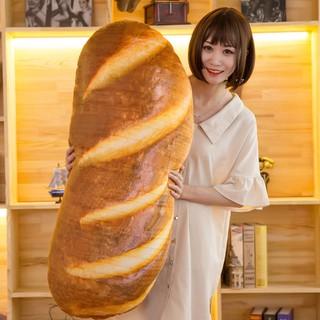 Hình ảnh Gấu Bông Hình Bánh Mì 3D Siêu Thật - Diabrand-1