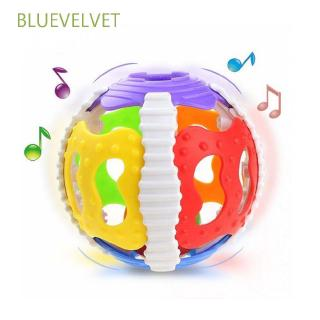 BLUEVELVET Colorful Plastic Puzzle Educational Toys Baby Baby Rattle