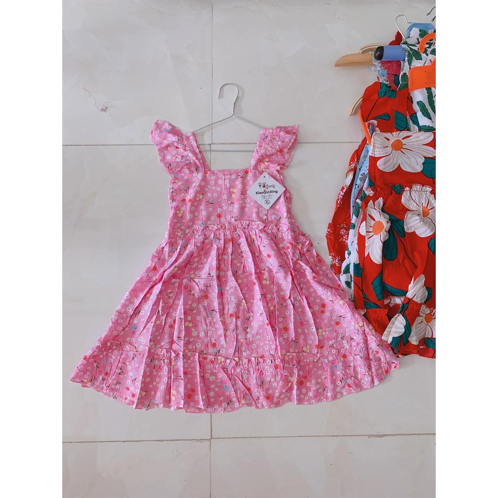 Váy cánh tiên em bé