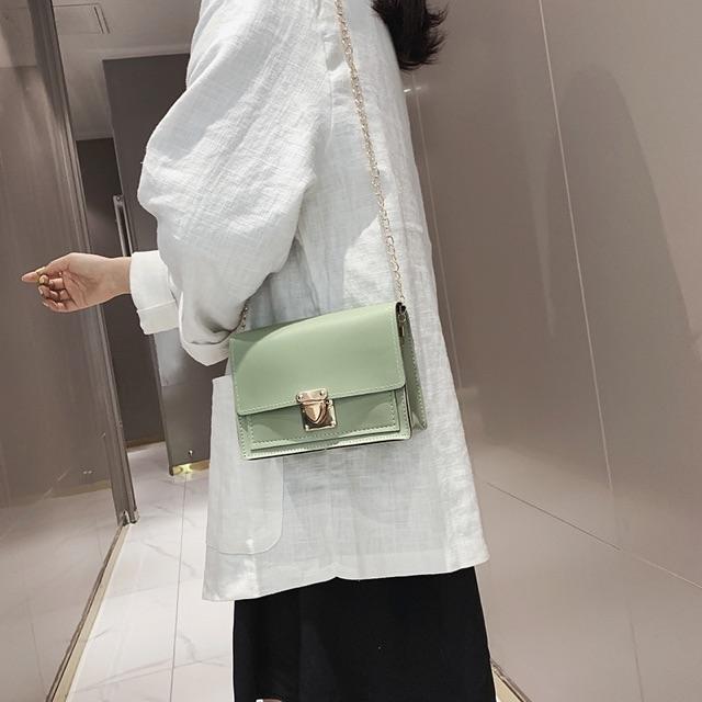 [Mã WBMAX20 giảm Giảm 20% tối đa 20K đơn Bất kỳ] Túi xách đeo chéo hàn quốc nữ đẹp KASA DC35