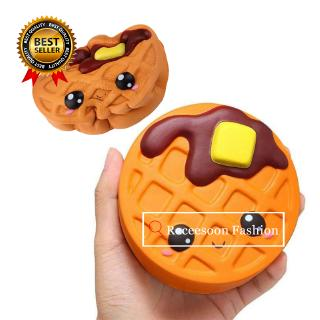 Jumbo Biscuits Rising Soft Squeeze Toys Scented Relieve Stress Toys For Kids Christmas Gifts