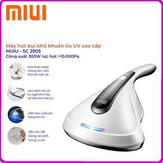 Sản phẩm Máy hút bụi cao cấp, diệt khuẩn giường nệm. Thương hiêu Miui - SC2905 ..