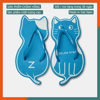 [FREESIZE] Dép con mèo, dép đi trong nhà Zelda Star - DX0380321 thumbnail
