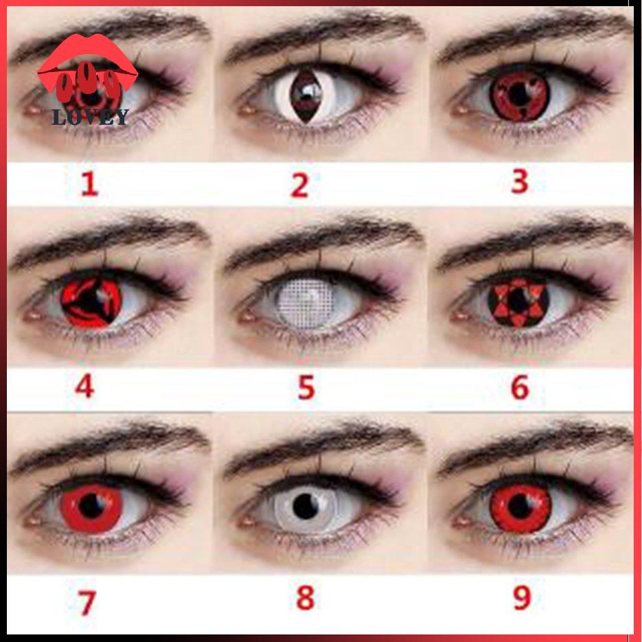 lovey★Cosplay Contact Lenses Stage Show Contact Lens Eyes Cosmetic Contact Lens