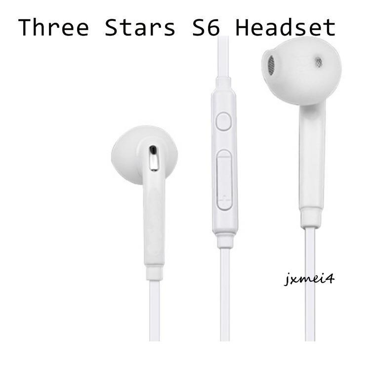 Danh sách mới S6 Tai nghe G9250 Cạnh điện thoại Điều chỉnh có dây với Tai nghe Android Noodle In-Wheat