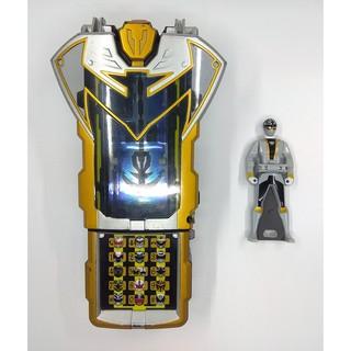 Dx Gokai Cellular & Key Gokai Silver – Kaizoku Sentai Gokaiger – Đồ Chơi Mô Hình Bandai