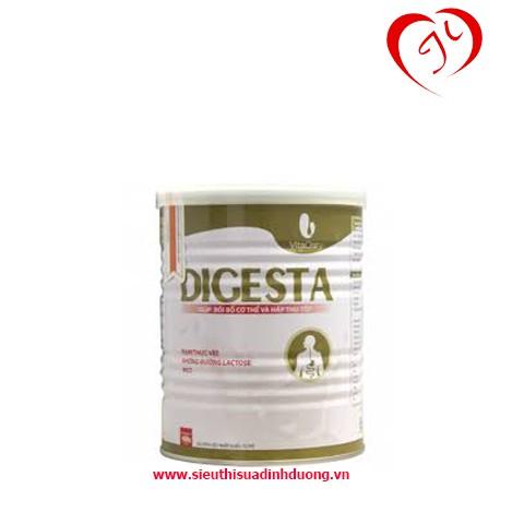 Combo 2 lon Sữa DIGESTA hộp 400g( dinh dưỡng cho người bệnh)