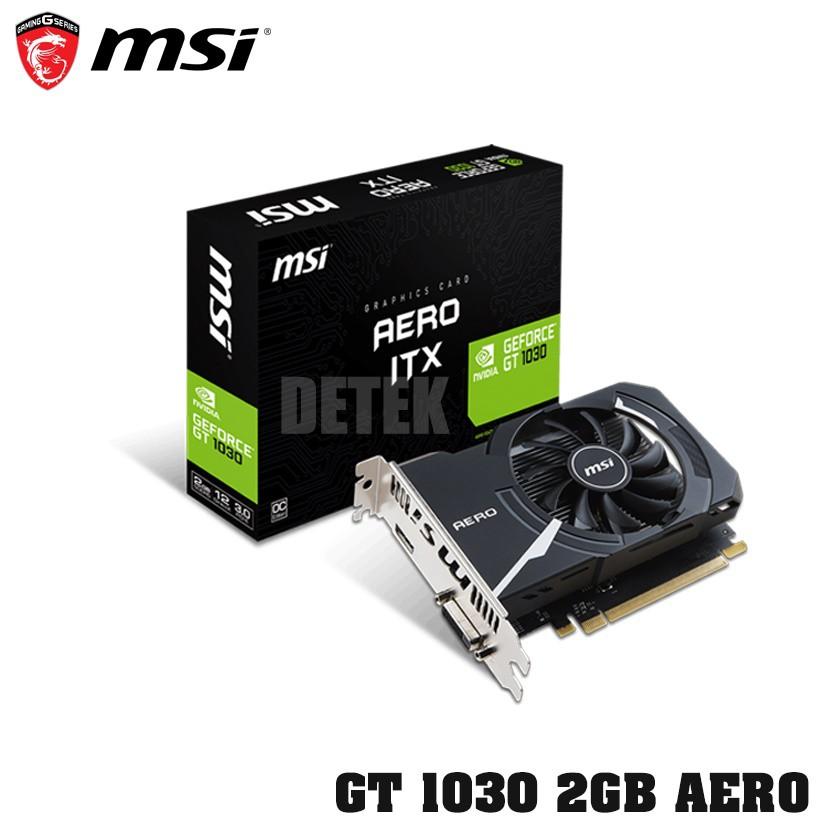 Card màn hình VGA MSI GT 1030 2Gb AERO - 2550254 , 964601564 , 322_964601564 , 2599000 , Card-man-hinh-VGA-MSI-GT-1030-2Gb-AERO-322_964601564 , shopee.vn , Card màn hình VGA MSI GT 1030 2Gb AERO