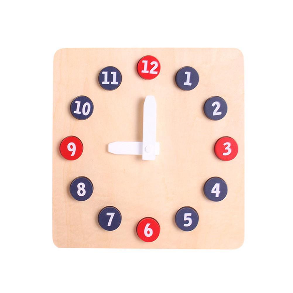 Đồng hồ đồ chơi sáng tạo cho bé