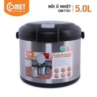 Nồi ủ nhiệt 5.0L COMET - CM7661 thumbnail