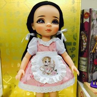 Áo đầm búp bê Disney Animator