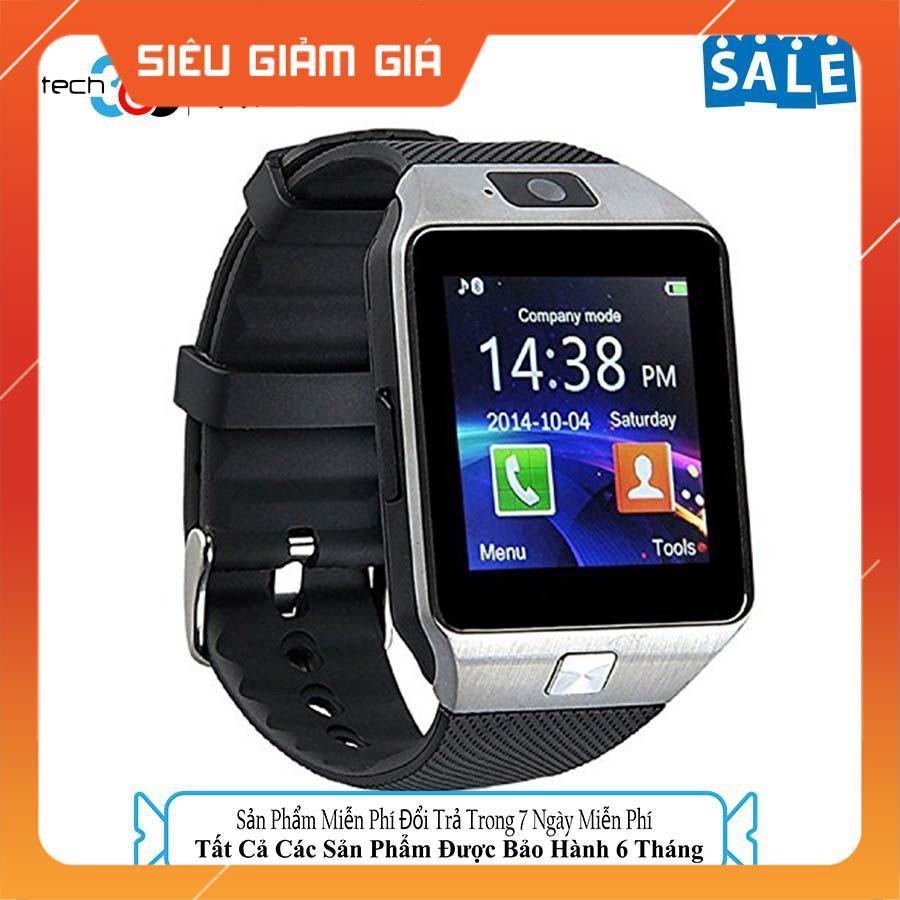 Bộ đồng hồ thông minh Smart Watch Uwatch DZ09 (Có Tiếng Việt)
