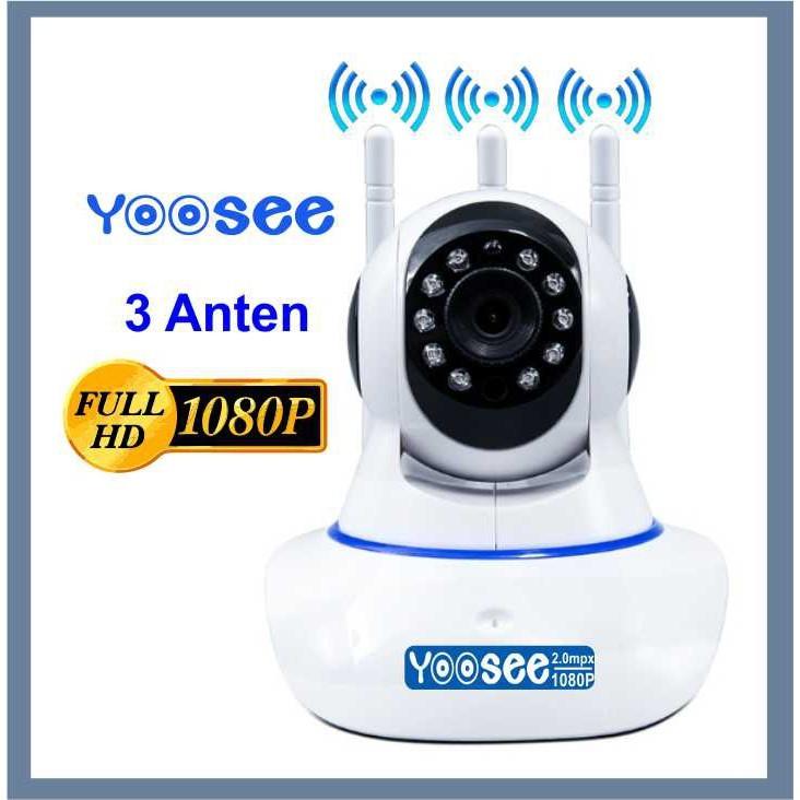 Kết quả hình ảnh cho camera wifi yoosee 3 râu 2.0